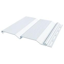 Виниловый сайдинг FineBer, Standart, Classic Color – Белый