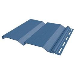 Виниловый сайдинг FineBer, Standart, Extra Color – Синий