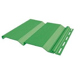 Виниловый сайдинг FineBer, Standart, Extra Color – Зеленый