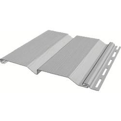Виниловый сайдинг FineBer, Standart, Classic Color – Серый