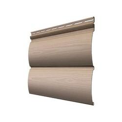 Виниловый сайдинг Docke, профиль Wood Slide – Клен