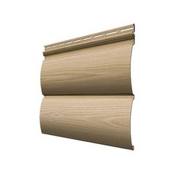 Виниловый сайдинг Docke, профиль Wood Slide – Яблоня